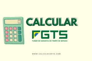 Calcular FGTS