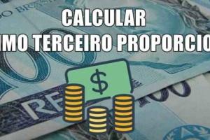 Calcular décimo terceiro salario proporcional