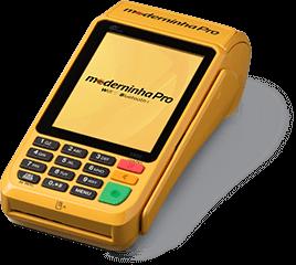 Maquininhas de Cartão PagSeguro - Pro