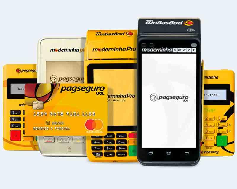 Maquininhas de Cartão PagSeguro