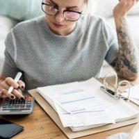 calculo do salrio da empregada domestica
