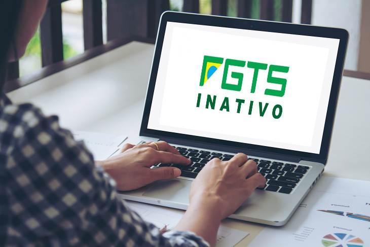 Consultar contas inativas do FGTS
