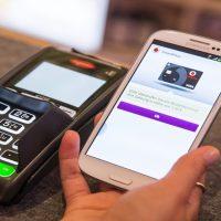 pagamento via NFC