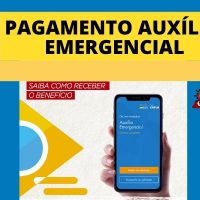 Pagamento do auxilio emergencial