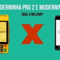 Moderninha Pro e Moderninha X (xis)