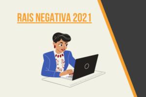 RAIS negativa 2021