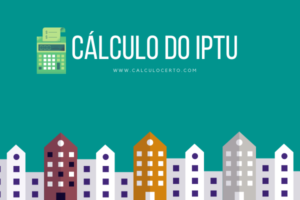 Fazer cálculo do IPTU